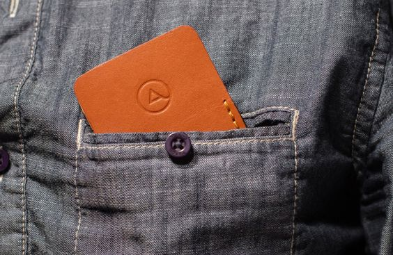 Aecraft Slim Minimal Wallet
