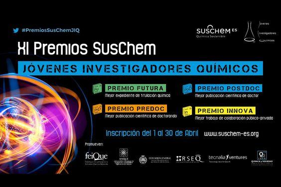 XI Premios SUSCHEM Jóvenes Investigadores Químicos - Buscar con Google