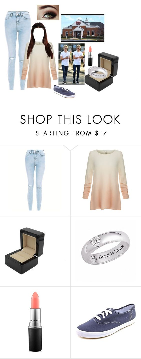 """""""Requested imagine"""" by thatoneweirdo1 ❤ liked on Polyvore featuring New Look, Joie, MAC Cosmetics, Keds and LaurensImagineRequests"""