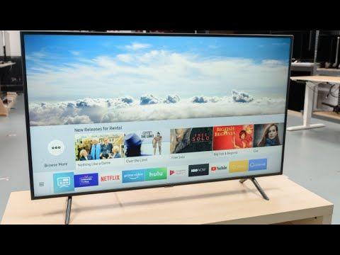 Complete Samsung Un55ru7200fxza 55 Hdr 4k Uhd Smart Led Tv Overview In 2020 Samsung Smart Tv Led Tv