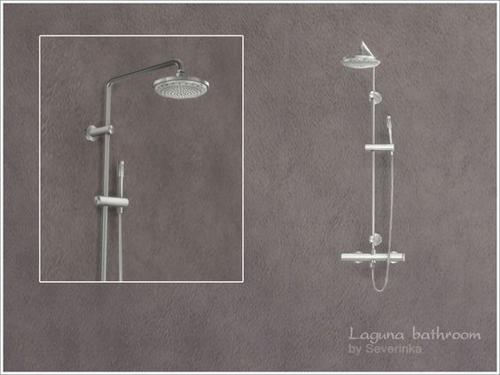 Shower without walls a set of 39 laguna bathroom 39 found in for Bedroom furniture 70123