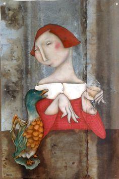Magalie Bucher ILLUSTRATION:
