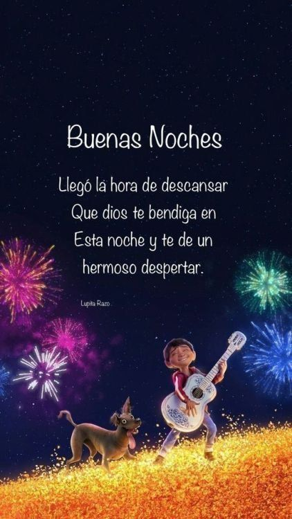 frases buenas noches muy lindas