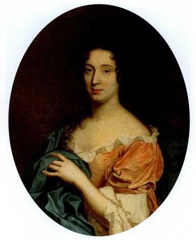 Portrait of Françoise Bertaut de Motteville