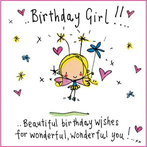 Beautiful birthday wishes and birthdays