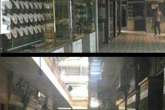 الأسواق المركزية في إيران تغلق أبوابها بعد انهيار العملة