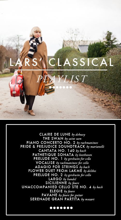 Lars Play List June The House That Lars Built Classical Music Playlist Best Classical Music Classical Music