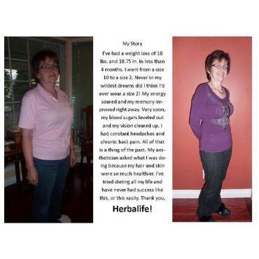 Great weight loss. Congrats.