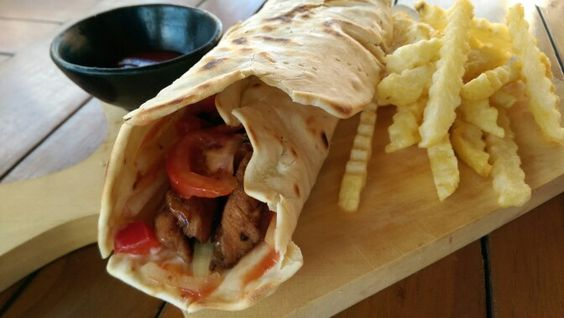 Chicken kebab ABL
