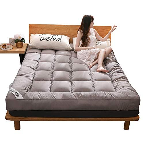 Ryqs Thicken Down Cotton Mattress Single Double Tatami Mattress For Home Dormitory 10 Cm B 120x200cm 47x79inch Cotton Mattress Mattress Dormitory