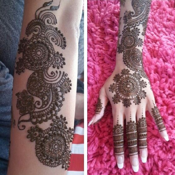 Henna Qaisar Designs Instagram : Beautiful henna and the o jays on pinterest