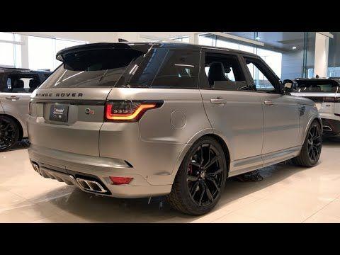2020 Range Rover Sport Svr Verbier Silver 575hp In Depth Video Walk Around Youtube Range Rover Range Rover Sport Range Rover Svr