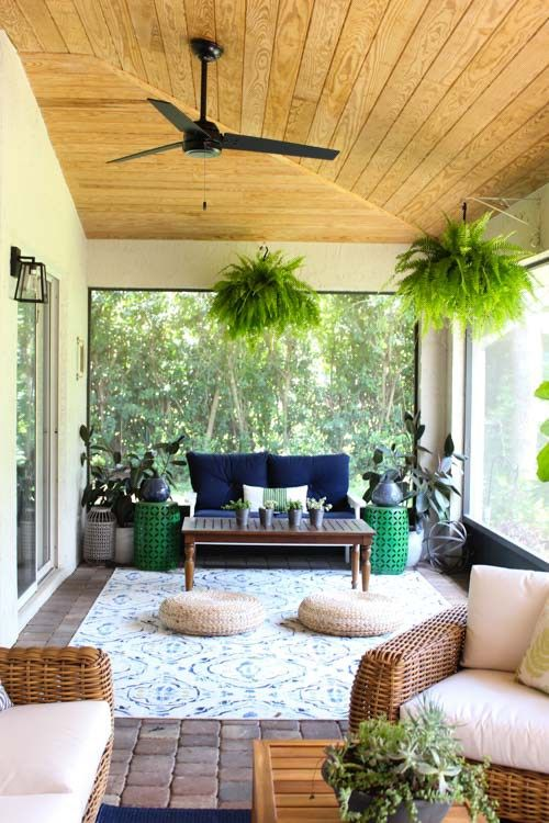 Creating A Comfortable Outdoor Living Space Patio Ideas In