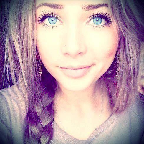 Teenage Girls With Purple Hair Google Search Teenspa