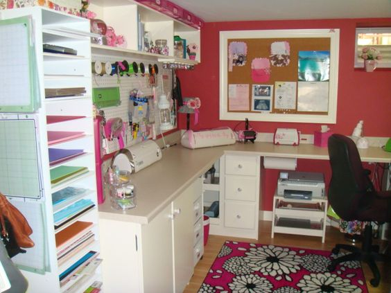 Craft Rooms Cricut And Cricut Mat On Pinterest