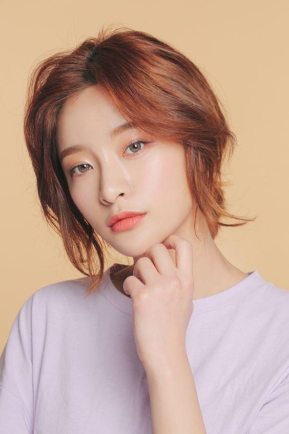 Korean hairstyles female 2018- Korean Hair