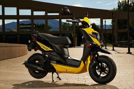 2014 Yamaha Zuma 50FX Gallery, photos, pictures, pics
