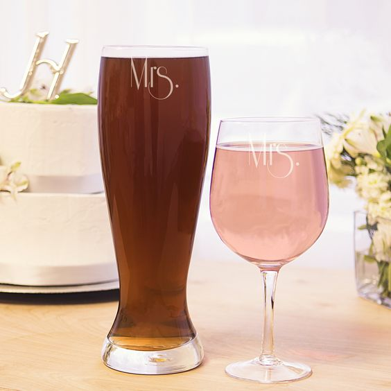 Mrs. and Mrs. Gatsby XL Beer and