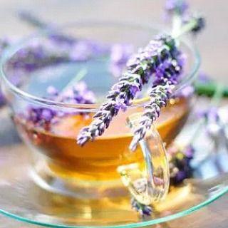 #the #tisane #infusion #tea #cupoftea #plante #lavande #fleur #nature #bio…