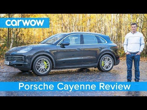 Porsche Cayenne 2019 Suv In Depth Review Carwow Reviews Youtube Porsche Cayenne Porsche Suv