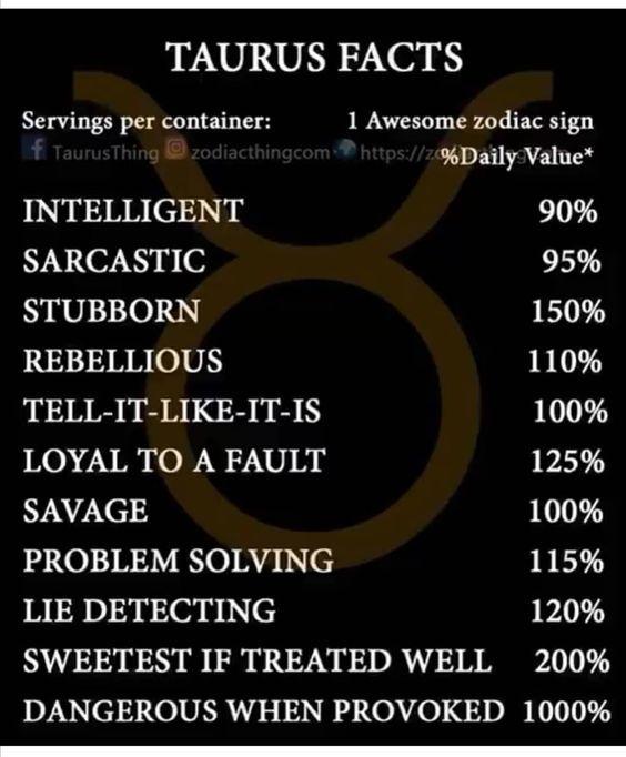 Pin By Maria On Taurus Taurus Zodiac Facts Horoscope Taurus Zodiac Signs Taurus