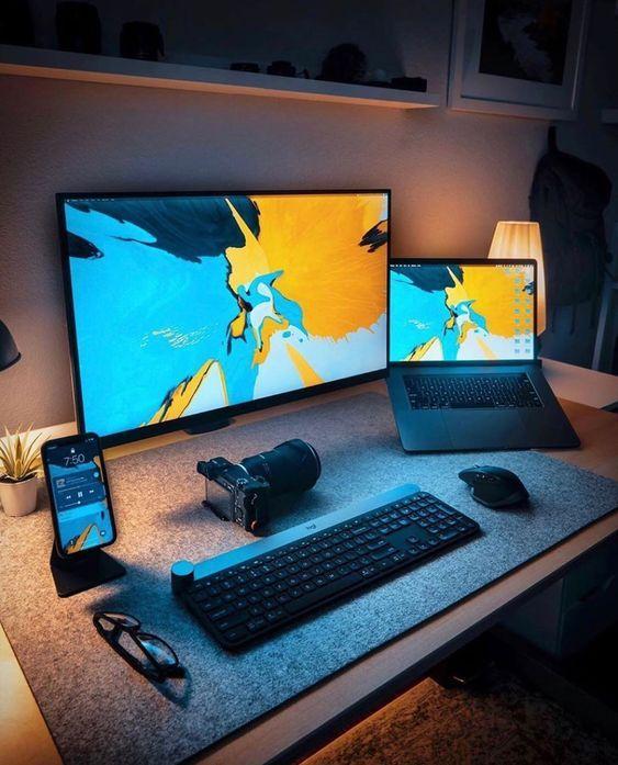Website Design Development Services Top Web Design In Lancaster Pa Desk Setup Gaming Desk Setup Computer Desk Setup
