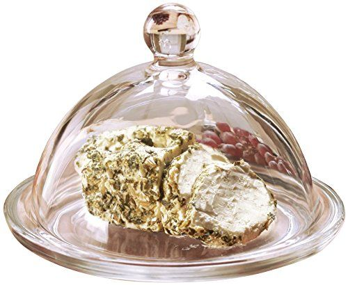 Circleware Dome De Fromage Mini Glass Cheese Butter Dish ... https://www.amazon.com/dp/B018UKVYDS/ref=cm_sw_r_pi_dp_8kqyxb2Y1RWRZ