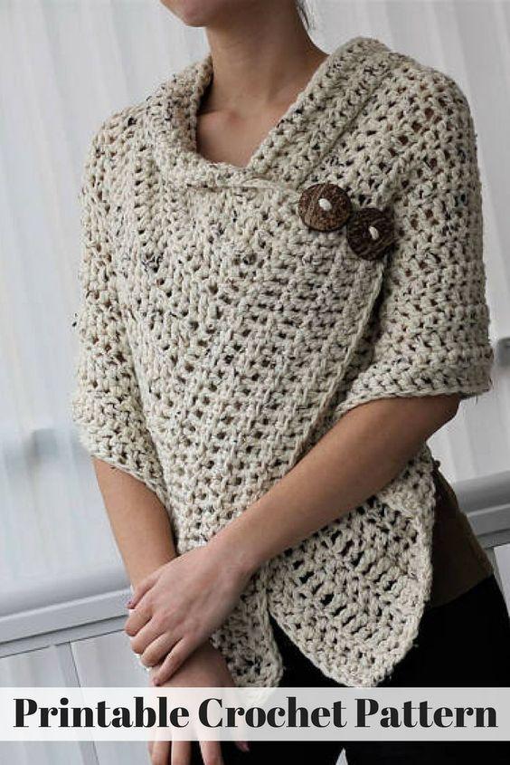 Surprisingly Cute Crochet Clothes