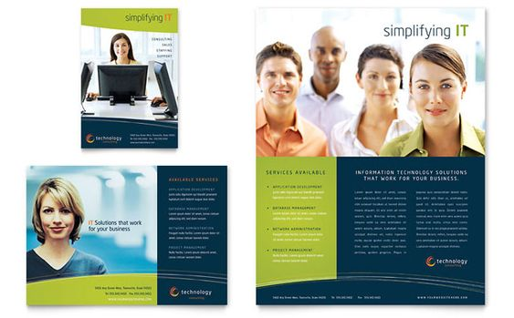 Free Sample Flyer Template by StockLayouts