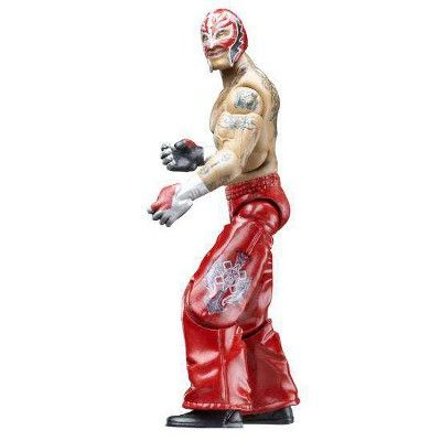 WWE Wrestling Build N Brawl série 7 Rey Mysterio figurine