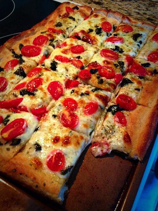 Margarita pizzzzzza
