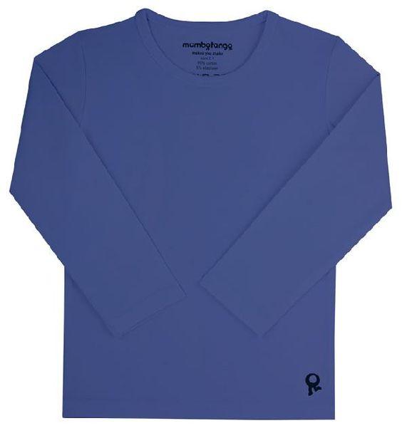 Longsleeve, bleu intense, unisex * 95% coton / 5% elastane   Sexe : Unisex Categorie : T-shirts & longsleeves Marque : Mambotango   € 16.95