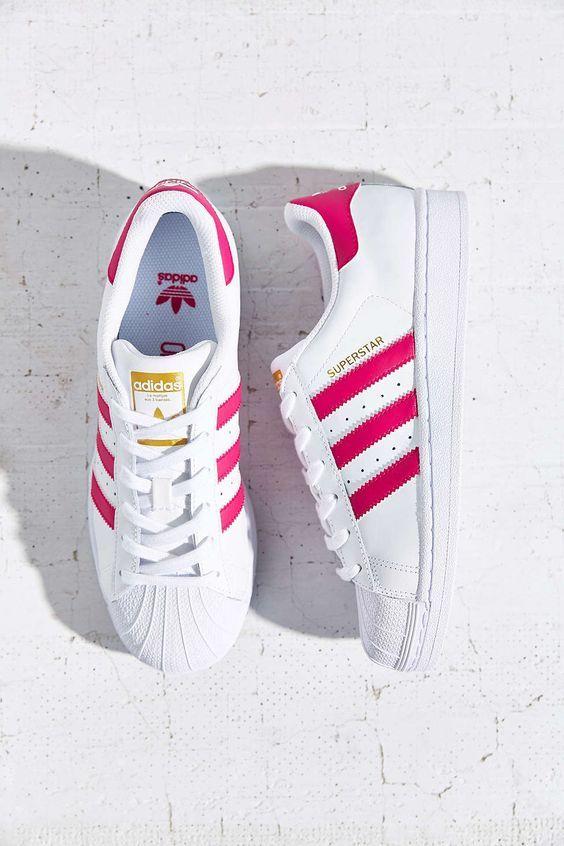 Adidas Originals Superstar Pink