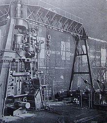 BV Schmiedehammer 1860er