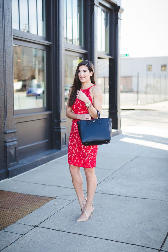 Backless Dress - A Southern Drawl