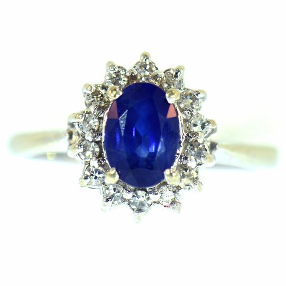 .75 CT BLUE SAPPHIRE & DIAMOND RING 14K WHITE GOLD FINE NATURAL OVAL CUT https://t.co/JaNKs0QtsG https://t.co/GPKk7OD1zd http://twitter.com/Soivzo_Riodge/status/774498778715942912