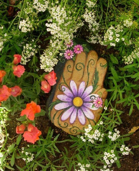 clip art rock garden - photo #49