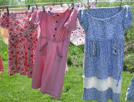 Feedcloth dresses
