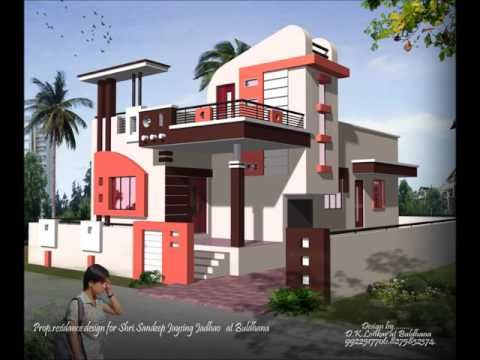 Best Ground Floor House Plan Youtube Beautiful Small Homes