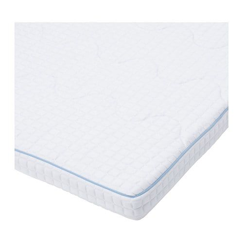 Knapstad Mattress Topper White Twin Ikea Mattress Topper Mattress Memory Foam Mattress