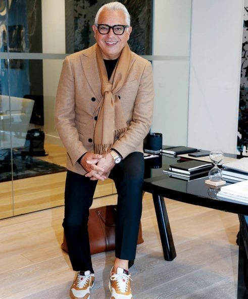 How To Be More Productive At Work Like Joe Mimran Selling Clothes Toronto Fashion Week Fashion Line