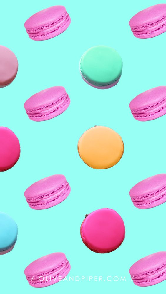Pinterest the world s catalog of ideas - Macaron iphone wallpaper ...