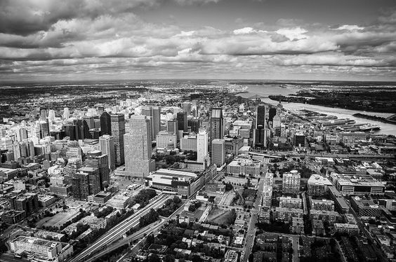 Montreal by Paul Goodship, via Flickr