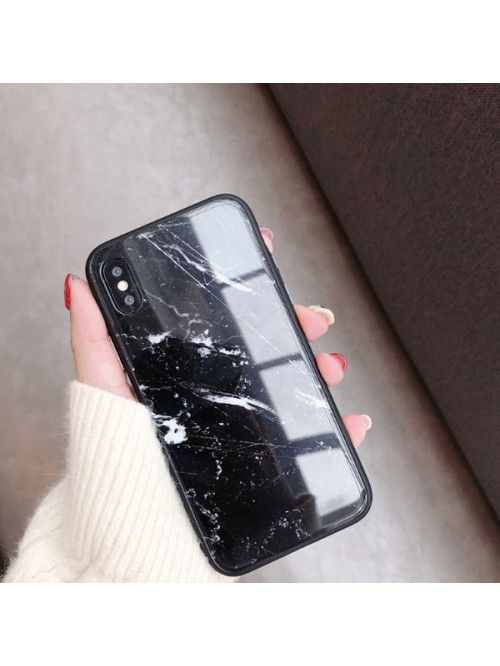 Cheap Iphone Xs Tempered Glass Marble Case Cover Slim Fit Iphone Marble Iphone Case Tempered Glass Iphone
