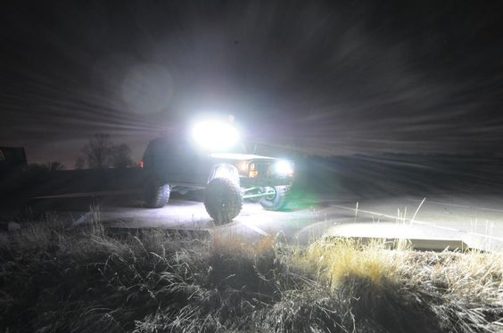 Zeus Off Road LED lighting - Pirate4x4.Com : 4x4 and Off-Road Forum