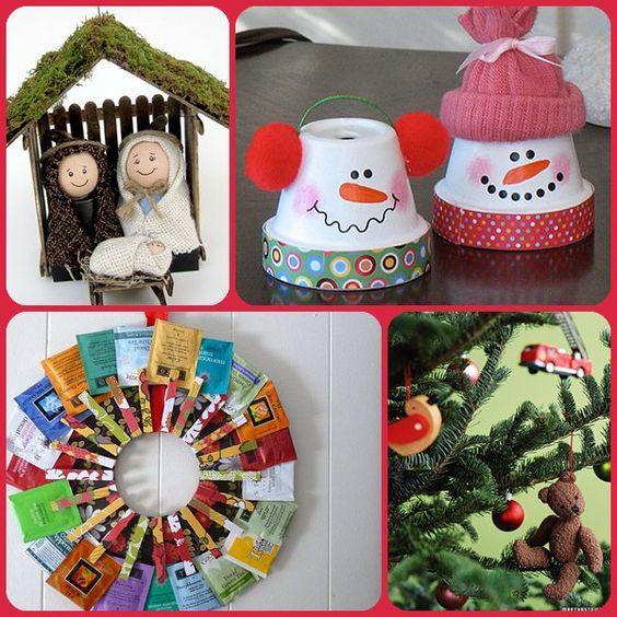 Decoraci n navide a 6 ideas para decorar la casa - Decoraciones de navidad ...