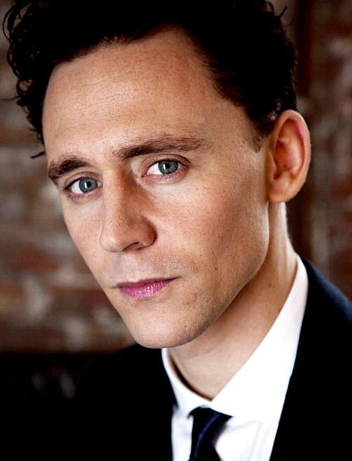 His EYES! | Community Post: Why We Love Tom Hiddleston So Much