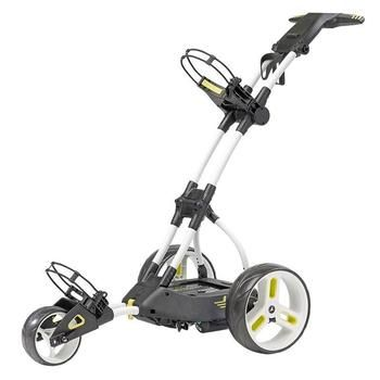 The Most Compact Foldable Electric Golf Trolley - MotoCaddy M1 Pro Electric Golf Trolley - Lithium Option