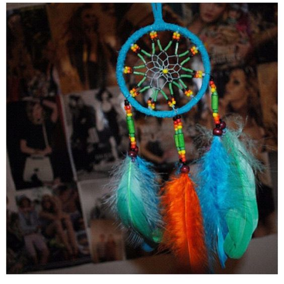 love dream catchers and - photo #11