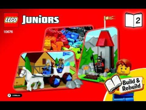 Pin On Instructions For Lego Junior